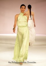 Noel Crisostomo dress
