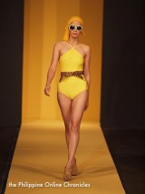 Chris Diaz design yellow
