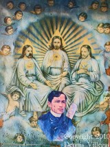 Rizal as a divine being